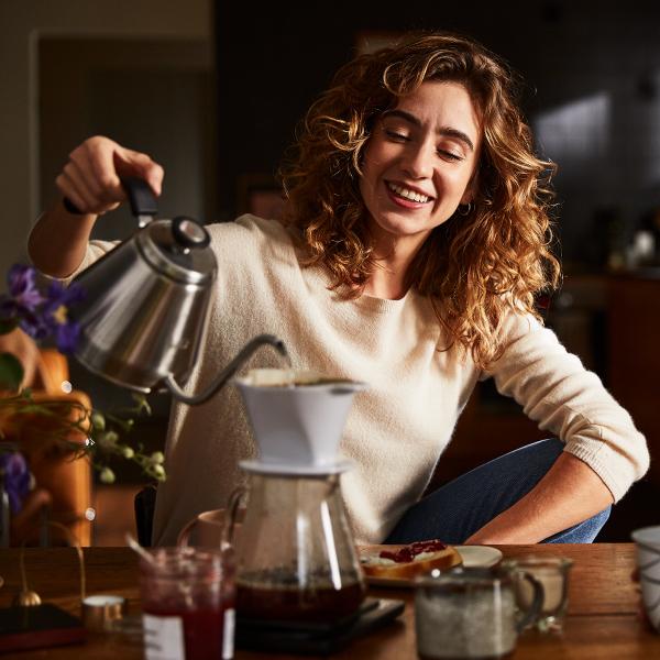 Vše na přípravu kávy