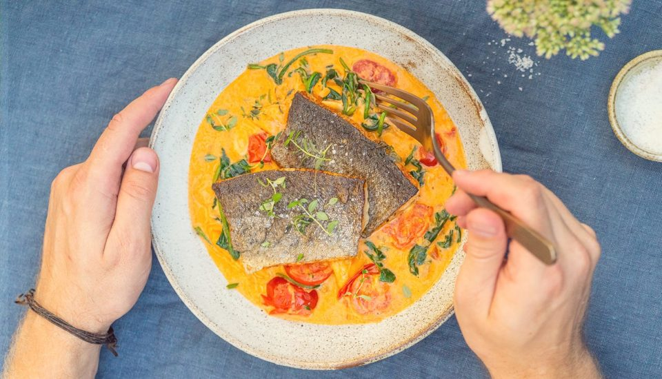 Česká ryba nesmrdí! Připravte sladkovodní ryby tak, že se ponich zapráší