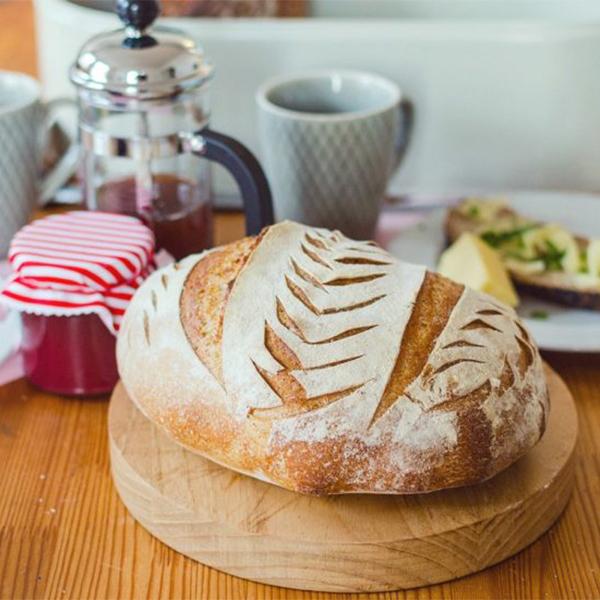 Jak na domácí chléb