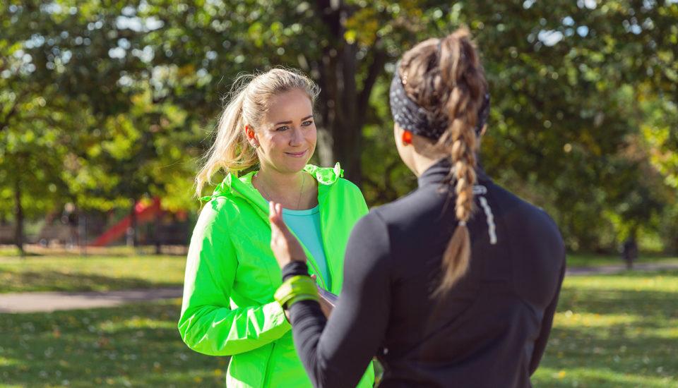 Jak knedlík začal sběháním aco stím má společného běžecký trenér?