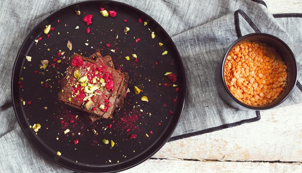 Už jste někdy jedli čočku sčokoládou? Věřte mi, chutná to skvěle!