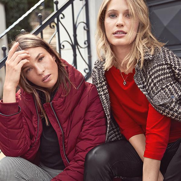 Podzimní móda nejen pro maminky