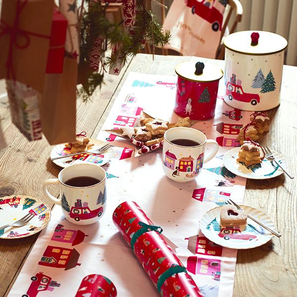 Vánoční atmosféra uvás doma