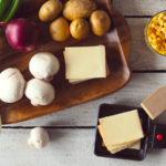 Raclette ‒ sýrové grilování přímo doma na stole