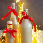 Tři recepty na vánoční likéry: karamelový, vaječný akávový