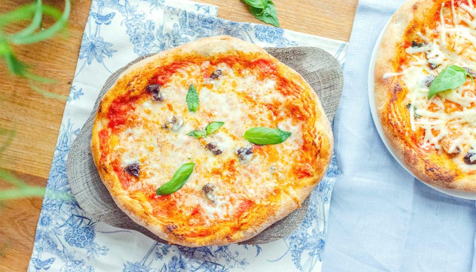 Triky arecepty, díky kterým doma upečete pizzu jako zpizzerie