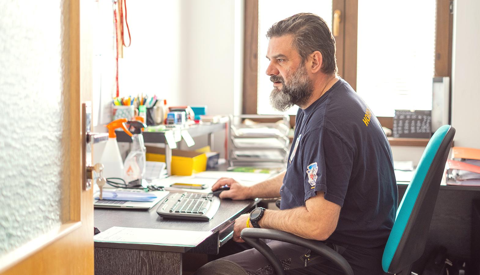 záchranář horské služby rozhovor