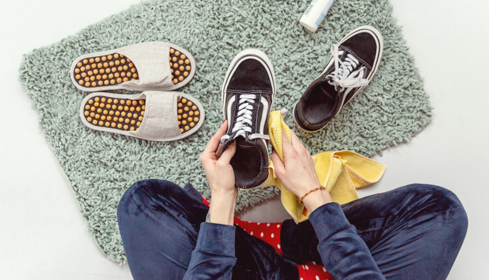 Skoncujte se zápachem vbotách! Tři kroky kvoňavé obuvi