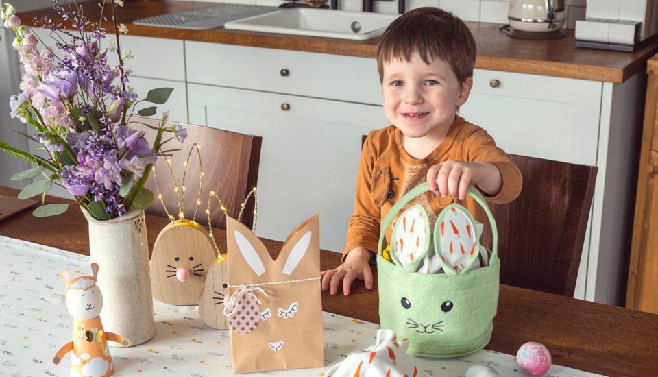 Velikonoce vúzkém rodinném kruhu: Moje tipy, jak si je (ne)tradičně užít!