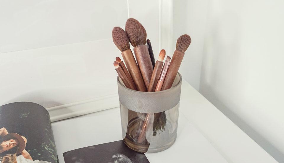 Na co používat jaký kosmetický štětec? Vyznejte se vzákladech pro krásný make-up