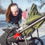 Běhání skočárkem: Moje tipy pro mámy (itáty), které nic nezastaví