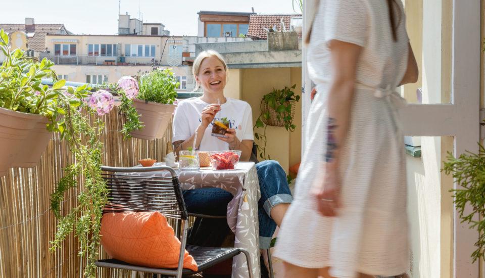 10 tipů, díky kterým je náš balkon dokonalou oázou