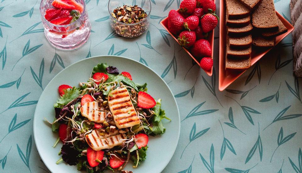 Pěstuj autrhni – saláty ztruhlíku rovnou na talíř. Návod na výrobu truhlíku ichutný recept
