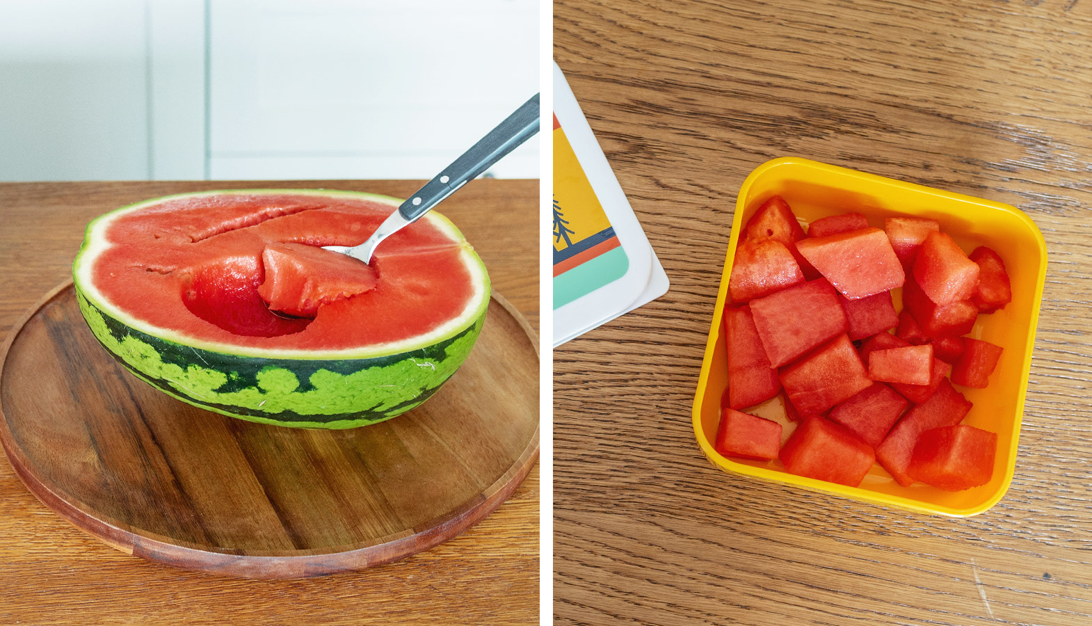 jak vydlabat meloun