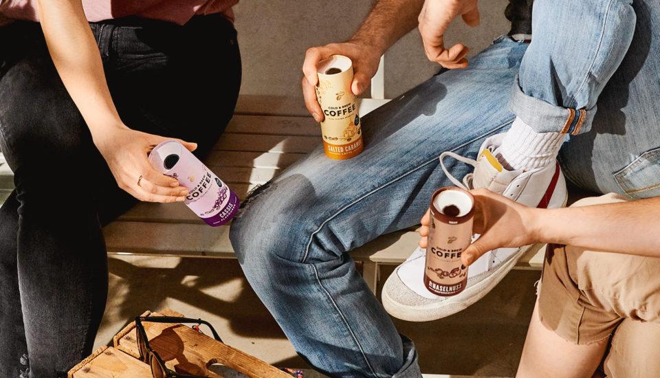 Ledové kávové nápoje akrémové tiramisu. Tři recepty, do kterých využijete kávu cold brew