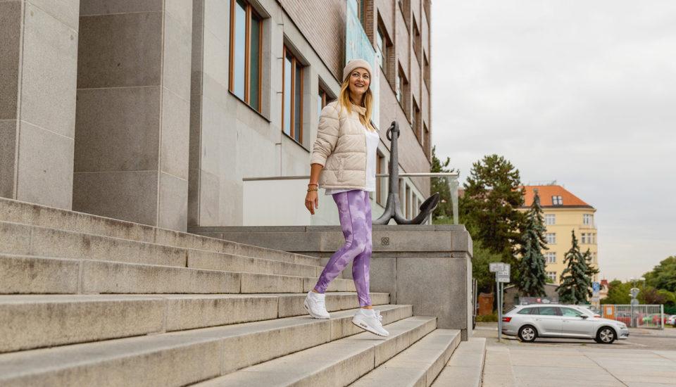 Trend athleisure: Můžu nosit legíny ijinam než na gauč nebo do tělocvičny?