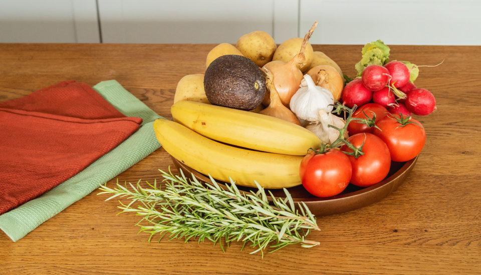 Proč balím banány do fólie akterá zelenina mi vlednici sama dorůstá?