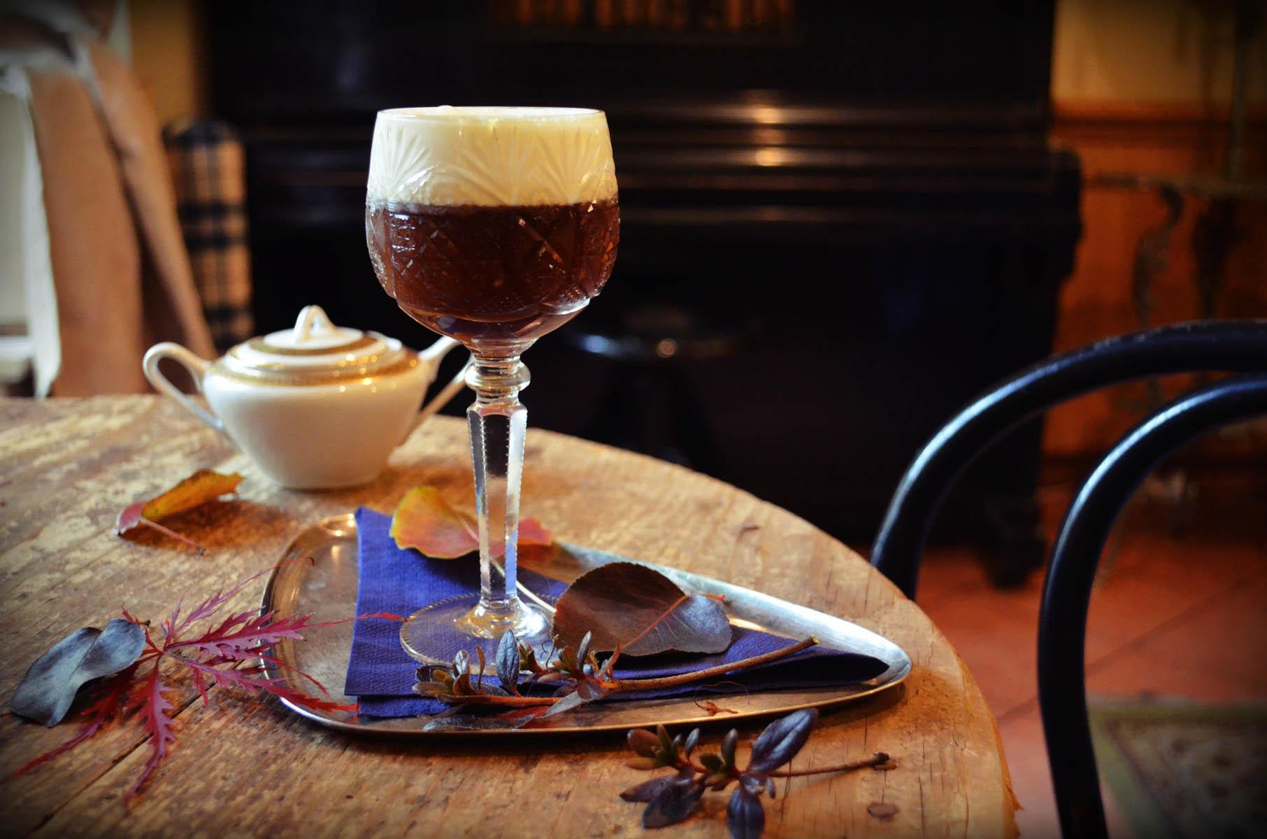 irska kava special whiskey