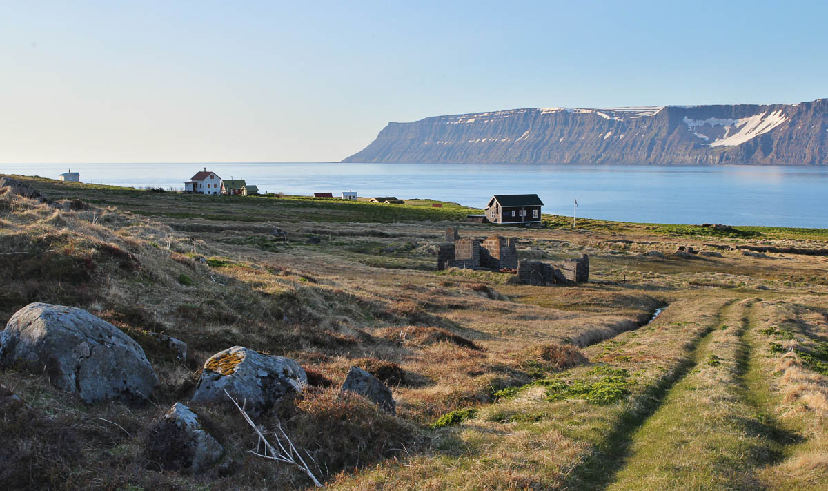 ISLAND foto Kateřina Smolová