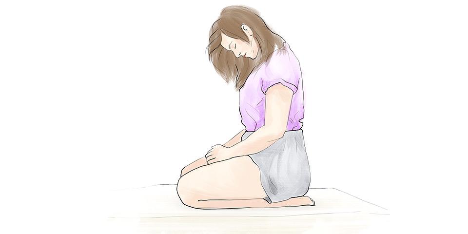 Ukončení rozcvičky (ilustrační obrázek)